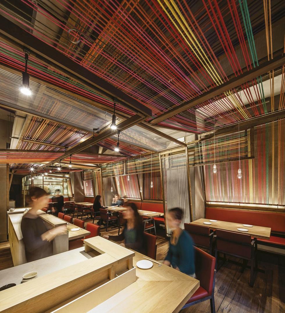 Restauracja Pakta w Barcelonie