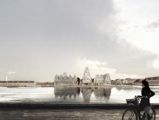 Wyspa Papieru w Kopenhadze