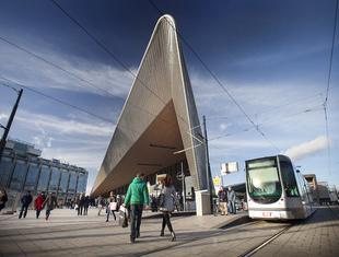 Rotterdam Centraal – dworzec XXI wieku