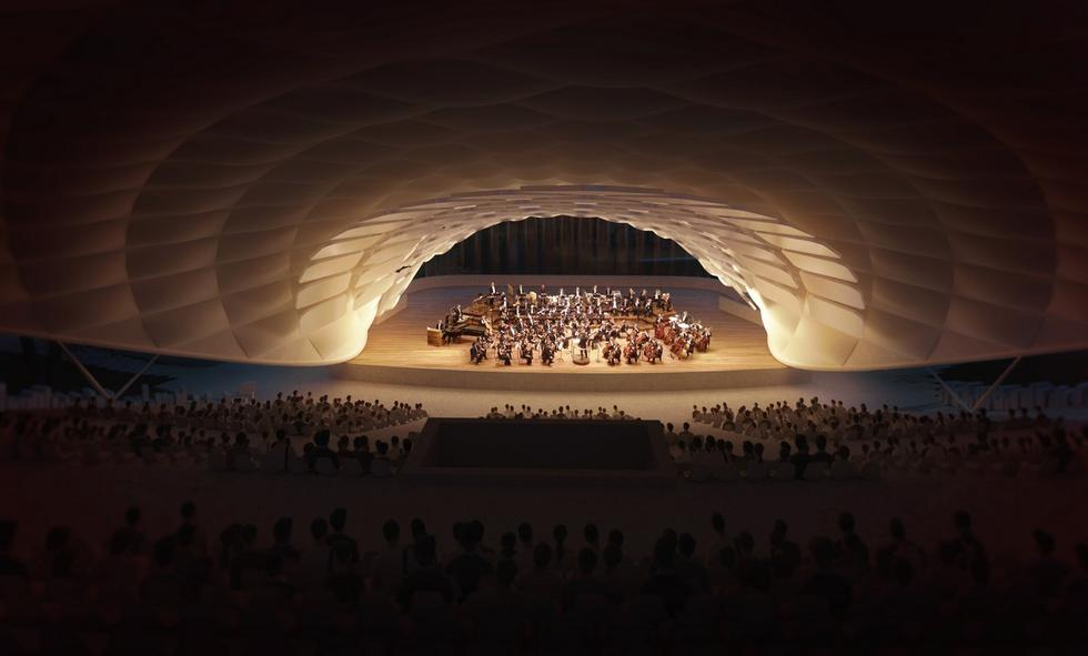 Amfiteatr w Szczecinie
