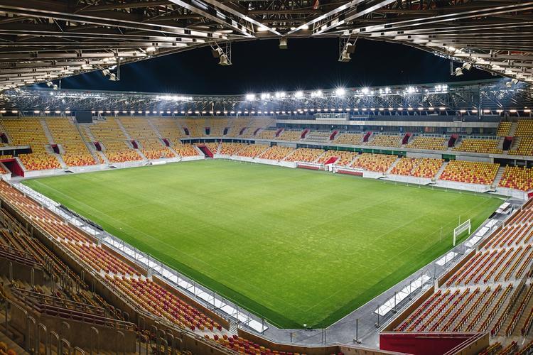 Stadion w Białymstoku