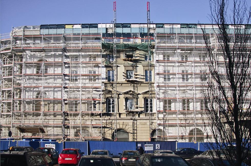 Hotel europejski w Warszawie