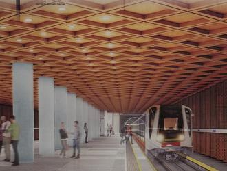 Tak będą wyglądać nowe stacje II linii metra