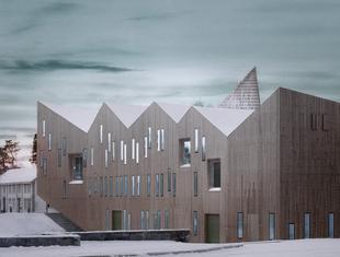 Norweskie tradycje - muzeum w Romsdal