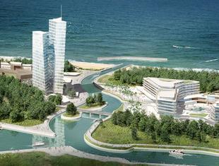 Dune City nagrodzone MPIMP AR Future Projects Award