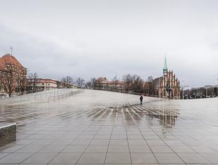 Urbanistyczna hybryda – o projekcie Centrum Dialogu Przełomy Robert Konieczny
