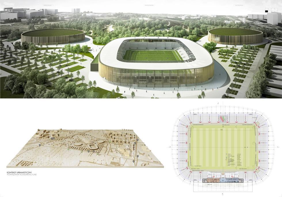 Zagłębinowski park sportowy