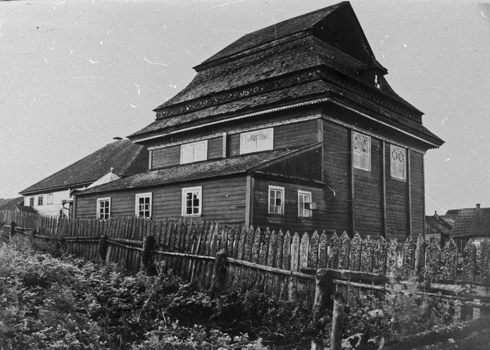 Synagoga w Olkiennikach