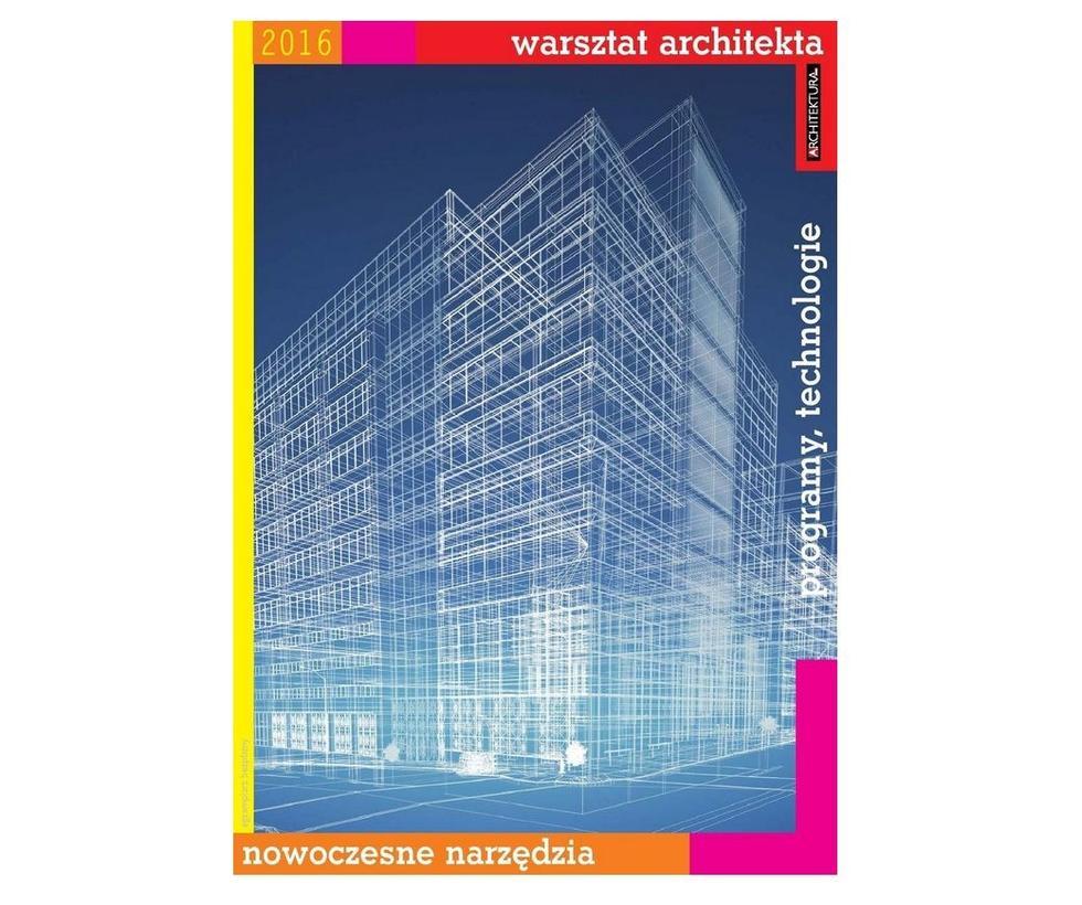 Warsztat architekta - okładka