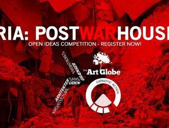 Syria - mieszkalnictwo po wojnie. Międzynarodowy konkurs architektoniczny