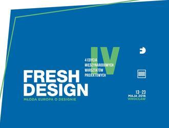 Fresh Design IV - zgłoś udział w warsztatach i zaprojektuj rozwiązanie dla brzegów Odry we Wrocławiu!