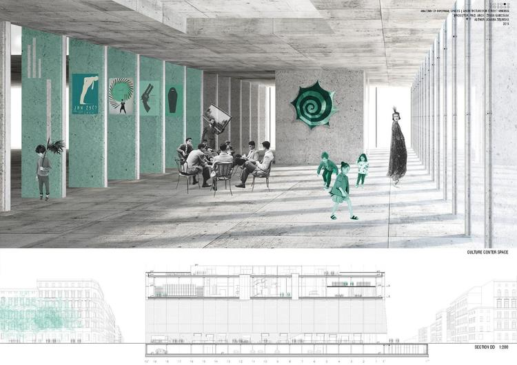 Anatomia nieformalnych przestrzeni. Architektura handlu ulicznego - Dyplom Roku SARP Wrocław 2016