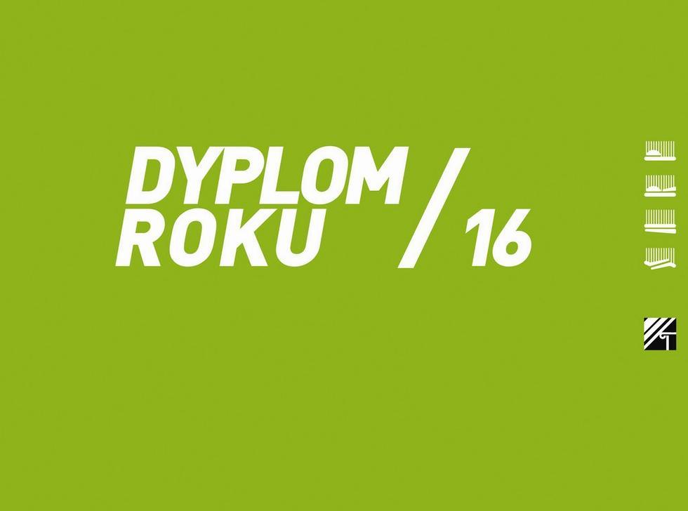 Dyplom Roku SARP Wrocław 2016