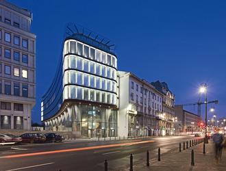 Biurowiec Nowy Świat 2.0 w Warszawie
