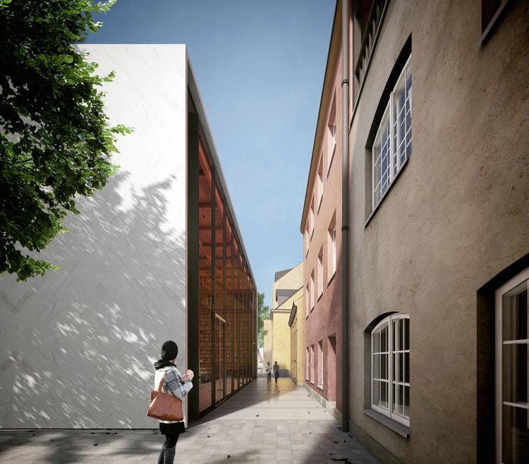 Rozbudowa Muzeum Literatury w Warszawie