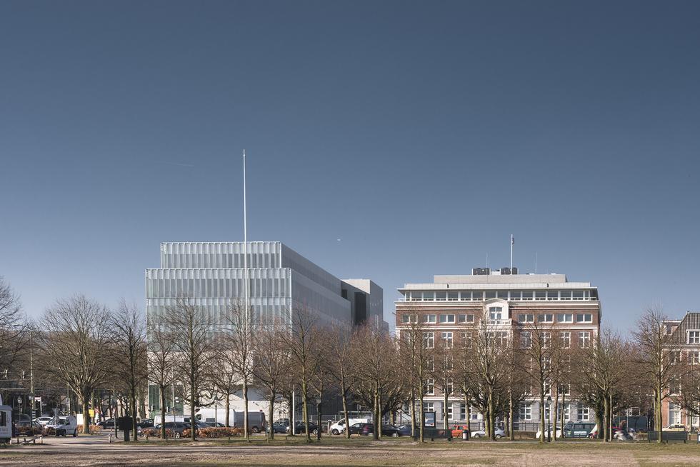 Siedziba Sądu Najwyższego Niderlandów w Hadze