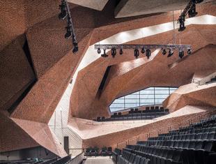 CKK Jordanki z nagrodą WAN Concrete in Architecture Award 2016