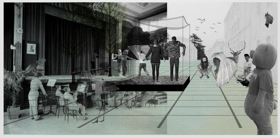 "Wyniki konkursu ""Venice. Re-Creation Centre"""