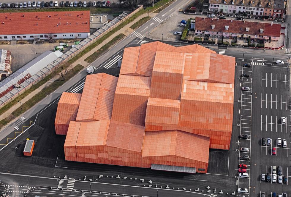Centrum sportowo-widowiskowe Le Forum