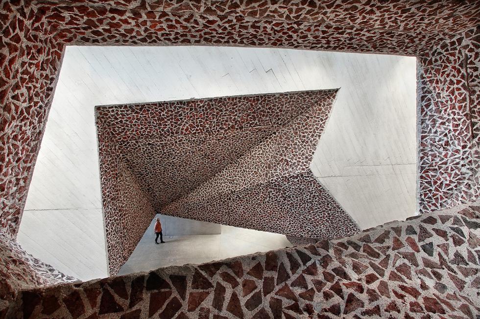 Beton Cemex wykorzystany w Centrum Konkresowo-Kulturalnym Jordanki w Toruniu