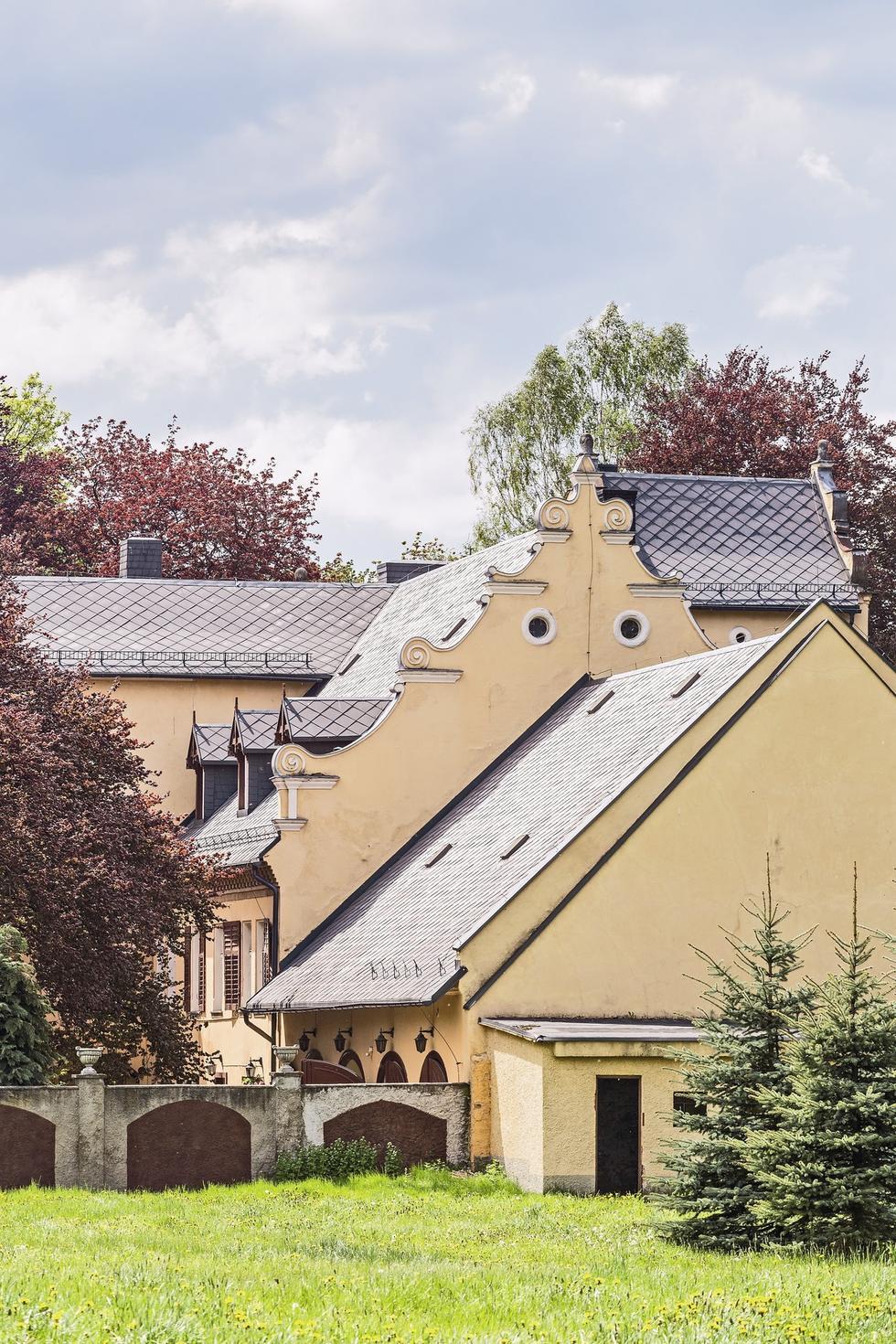 Pałac Nowy Dwór/Kowary