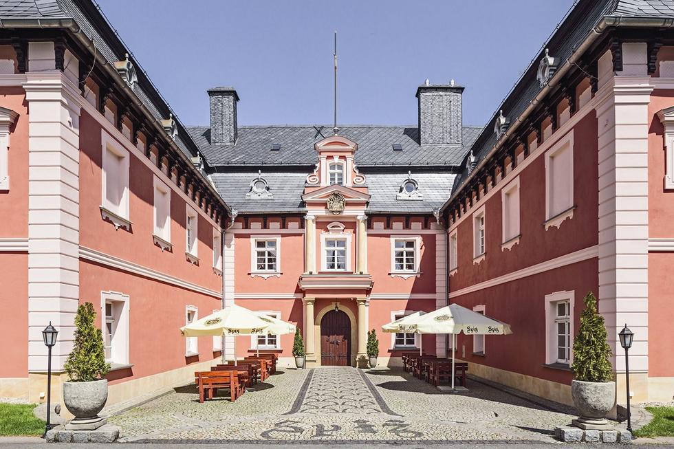 Pałac Miłków