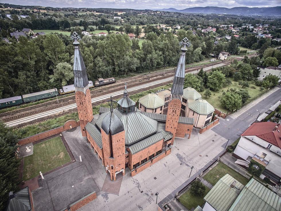 Kościół Jezusa Chrystusa odkupiciela w Czechowicach-Dziedzicach