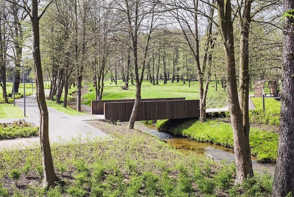 Rewaloryzacja Parku w Horyńcu-Zdroju
