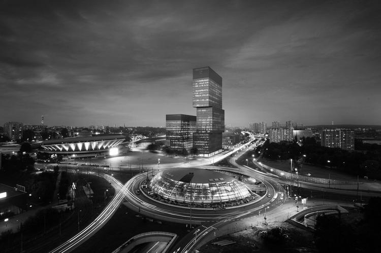 Biurowiec .KTW projektu Medusa Group