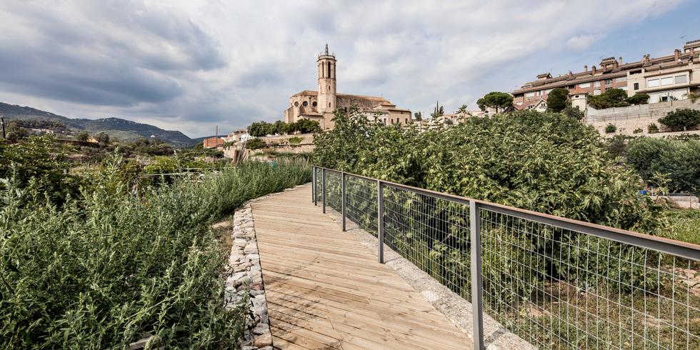 Renowacja Systemu Nawadniania w Ogrodach Termalnych, Hiszpania