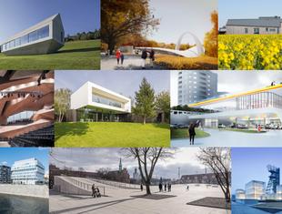 9 projektów i realizacji z Polski w finale Światowego Festiwalu Architektury