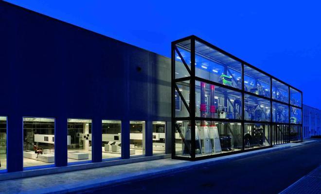 Muzeum Przemysłu i Pracy w Rodengo Saiano / Włochy