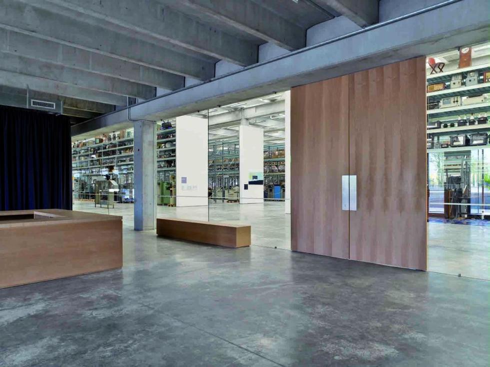 Muzeum Przemysłu i Pracy w Rodengo Saiano