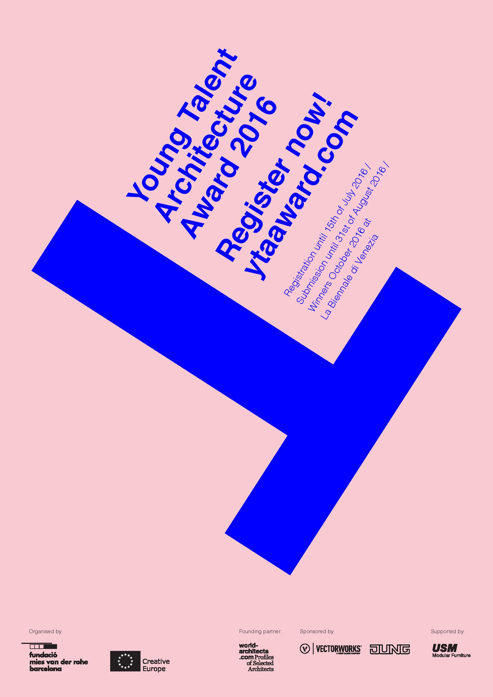 YTAA - nowa nagroda dla młodych architektów
