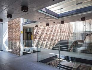 O projekcie fasady CSK w Lublinie Lorenzo Lilli