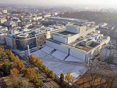 Teatr otwarty – o CSK w Lublinie Tomasz Michalak