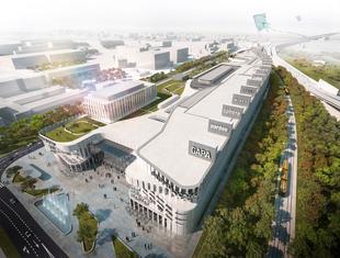 Galeria Młociny - nowe centrum handlowe w Warszawie