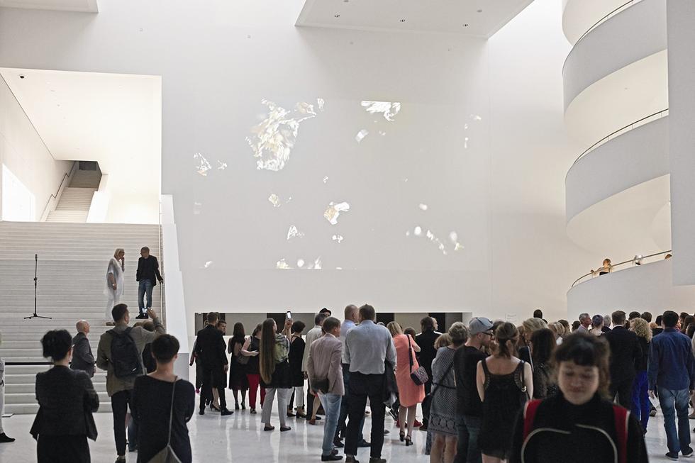 Architektura muzyką przestrzeni