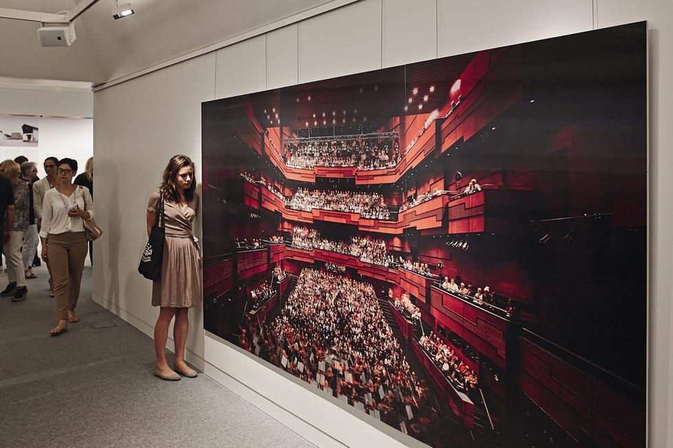 Sala koncertowa i centrum konferencyjne Harpa