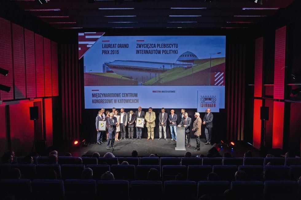 Nagroda POLITYKI 2015