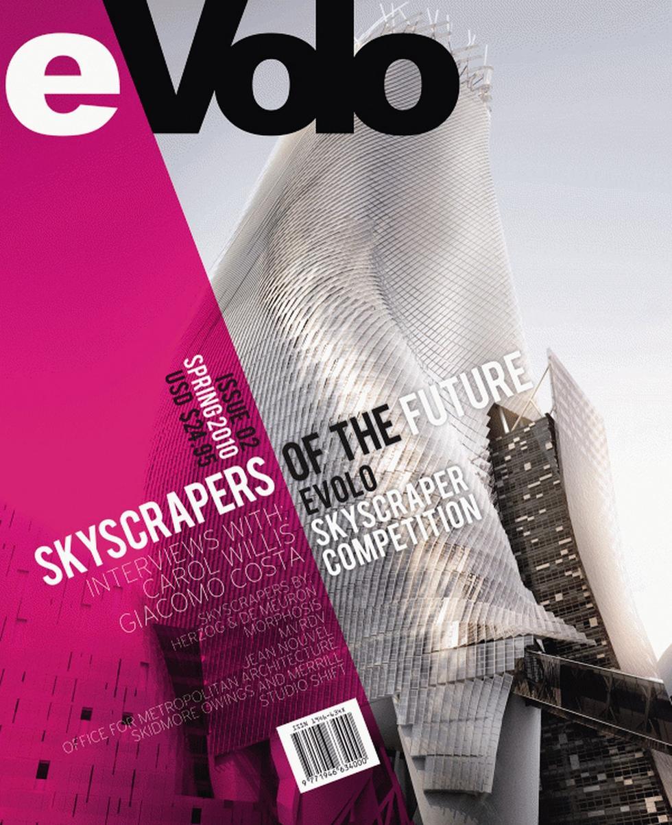 eVolo_02: Skyscrapers of the future, eVolo 2010