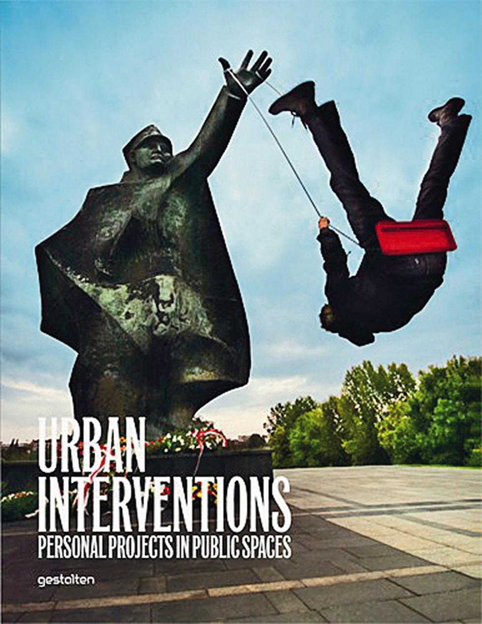 Urban interventions. Personal projects in public space