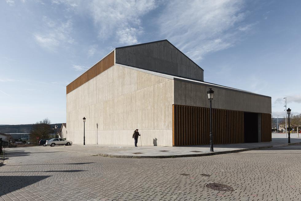 Współczesna architektura Hiszpanii