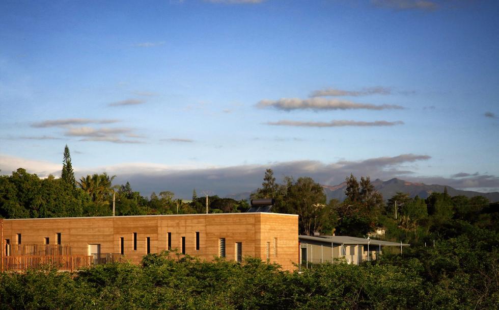 TERRA - pierwsza międzynarodowa nagroda dla architektury z ziemi