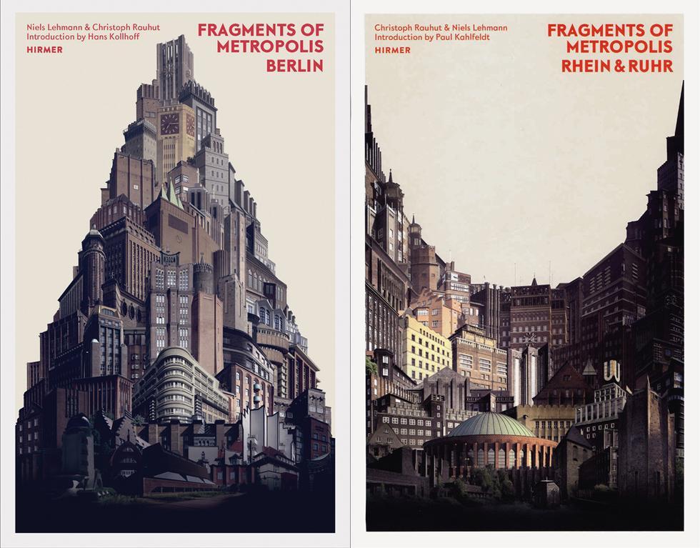 Fragments of Metropolis. Berlin/ Fragments of Metropolis. Rhein & Ruhr
