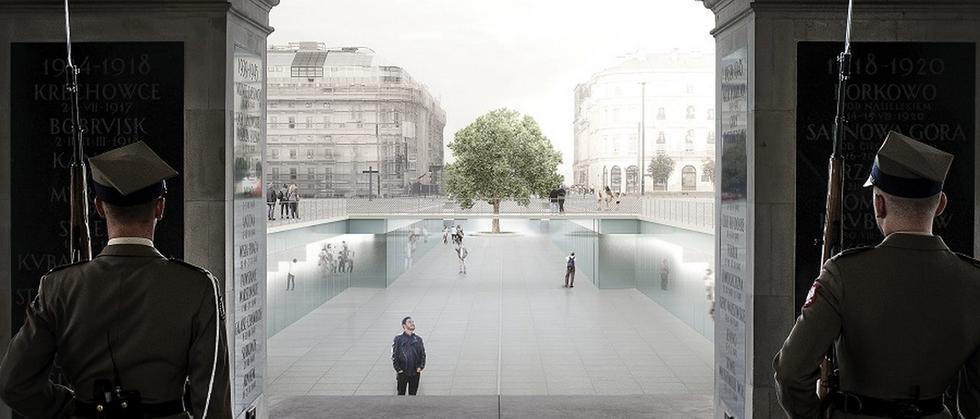 Nowa instytucja na placu Piłsudskiego w Warszawie?