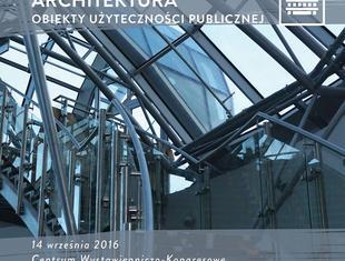 Obiekty użyteczności publicznej: Centrum Wystawienniczo-Kongresowe w Jasionce