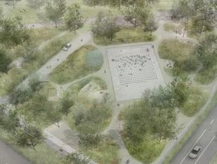 Archipelag w Krakowie – znamy projekt, który powstanie w parku Młynówka Królewska