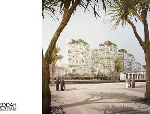 BXBstudio projektuje kwartał zabudowy w Dżuddzie w Arabii Saudyjskiej