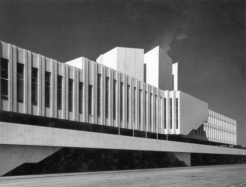 Notatki o współczesnej architekturze Finlandii: Rainer Mahlamäki we Wrocławiu